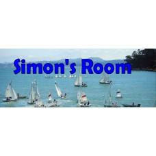 Sailing Door Sign